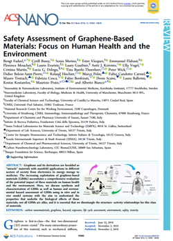 Graphene Review ACS Nano 2019